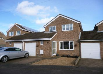 Thumbnail 4 bedroom link-detached house for sale in Eaton Socon, St Neots, Cambridgeshire