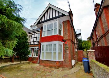 Thumbnail 2 bedroom flat to rent in Shakespeare Road, Worthing