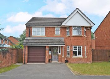 Thumbnail 4 bed detached house for sale in Superb Family House, Viaduct View, Newport