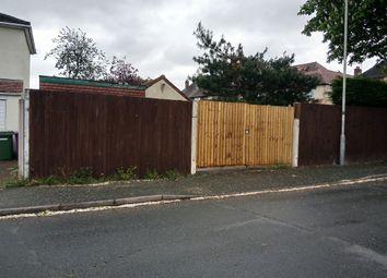 Thumbnail Land for sale in Wimborne Road, Fallings Park, Wolverhampton
