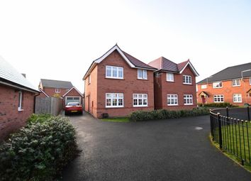 Thumbnail 3 bed detached house for sale in Kohima Crescent, Saighton, Chester