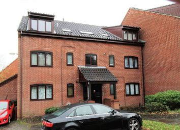 Thumbnail 1 bed flat to rent in Roseville Close, Norwich