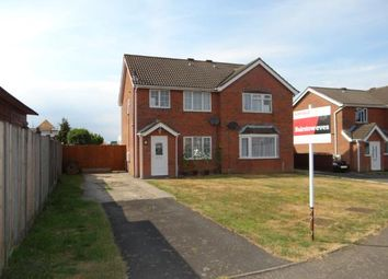 Thumbnail 3 bed semi-detached house for sale in Coniston Drive, Aylesham, Canterbury, Kent