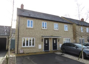 3 bed semi-detached house for sale in Crista Place, Carterton OX18