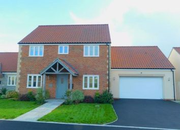 Thumbnail 4 bed detached house for sale in West Pennard, Glastonbury, Somerset
