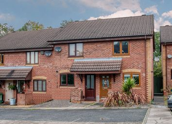 Thumbnail 2 bed end terrace house for sale in Ashmores Close, Hunt End, Redditch