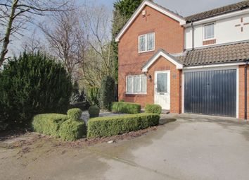 3 bed semi-detached house for sale in Pheasant Hill, Mansfield NG19
