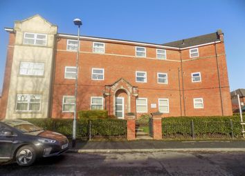 Thumbnail 2 bed flat for sale in Atkin Street, Worsley, Manchester