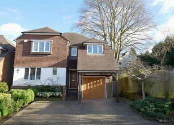 Thumbnail 4 bed detached house for sale in Clarendon Road, Sevenoaks