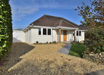 Thumbnail 3 bed detached bungalow for sale in Garden Close, New Milton