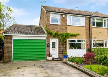 Thumbnail 3 bed end terrace house for sale in Smalewell Green, Pudsey