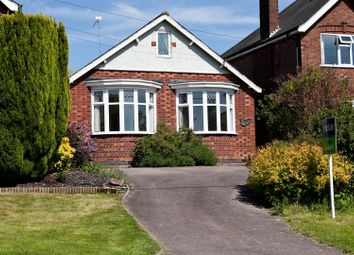 Thumbnail 3 bed detached bungalow for sale in Barrow Road, Sileby, Leicestershire