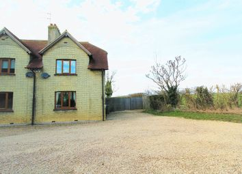 Thumbnail 2 bed semi-detached house to rent in Hyde Lane, Foscott