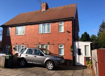 3 bed semi-detached house for sale in Woodland Place, Scarborough YO12