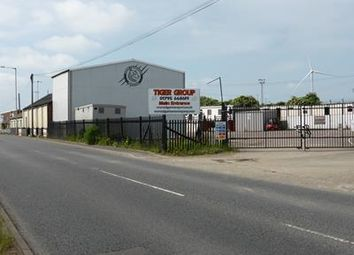 Thumbnail Light industrial to let in Former Tiger Transport Depot, Brielle Way, Sheerness, Kent