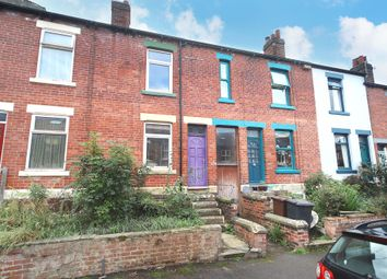 Thumbnail 3 bed terraced house to rent in Upper Valley Road, Sheffield