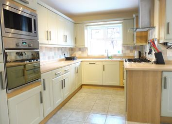 Thumbnail 4 bedroom detached house for sale in Clos Nant Coslech, Pontprennau, Cardiff