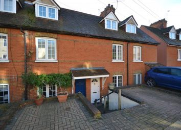 Thumbnail 3 bed terraced house for sale in Woodfields, Stansted