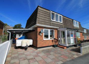 Thumbnail 3 bed semi-detached house for sale in Longfields, West Alvington, Kingsbridge