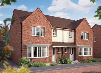 "Thumbnail 3 bed property for sale in ""The Horton"" at Haughton Road, Shifnal"