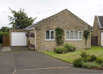 Thumbnail 2 bed bungalow for sale in Whitegates, Longhorsley, Morpeth