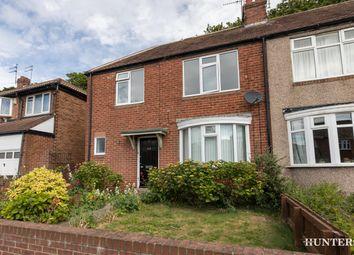 Thumbnail 2 bedroom semi-detached house to rent in Deepdene Road, Sunderland