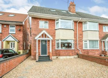 4 bed semi-detached house for sale in Ensbury Park, Bournemouth, Dorset BH10