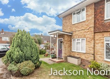2 bed maisonette for sale in Headley Close, Chessington KT19
