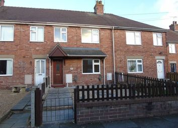 Thumbnail 3 bed town house to rent in St. Marys Road, Nantwich