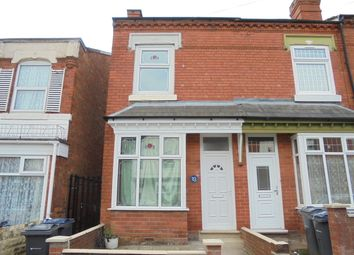Thumbnail 3 bed end terrace house for sale in Nansen Road, Sparkhill
