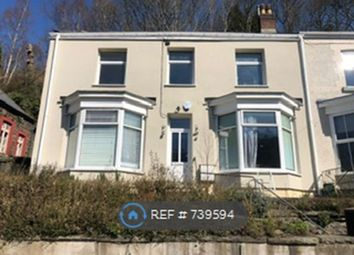 Thumbnail 4 bedroom semi-detached house to rent in Commercial Road, Llanhilleth, Abertillery