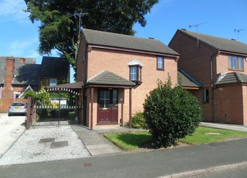 Thumbnail 2 bed detached house to rent in Hawthornes Avenue, South Normanton, Derbyshire