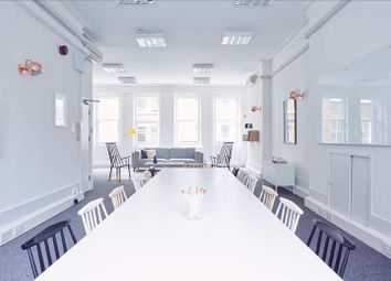 Thumbnail Serviced office to let in Newman Street, London
