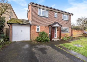 Thumbnail 4 bedroom detached house to rent in Egham, Surrey