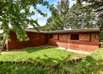 Thumbnail 3 bed terraced house for sale in Tilford Road, Churt, Farnham, Surrey