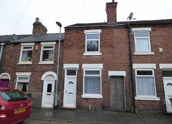 Thumbnail 2 bed terraced house for sale in Knowle Street, Stoke, Stoke-On-Trent