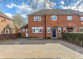 Thumbnail 3 bed semi-detached house for sale in Farm Road, Warlingham