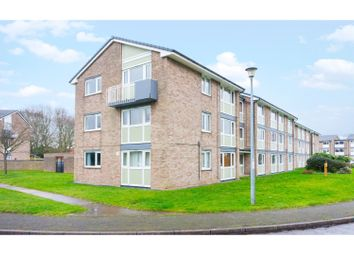 Thumbnail 3 bed flat for sale in Williams Close, Brampton, Huntingdon