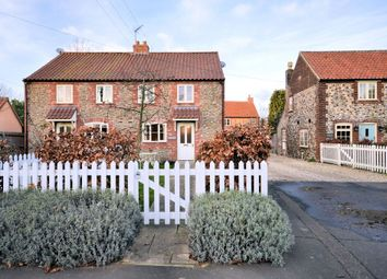 Thumbnail 2 bedroom cottage to rent in Broomsthorpe Road, East Rudham, King's Lynn
