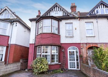 Thumbnail 5 bed terraced house for sale in Melfort Road, Thornton Heath