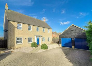 Thumbnail 5 bed detached house for sale in Longmeadow, Bedford, Bedfordshire