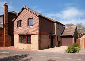 Thumbnail 3 bed detached house for sale in Saxon Road, Worth, Crawley