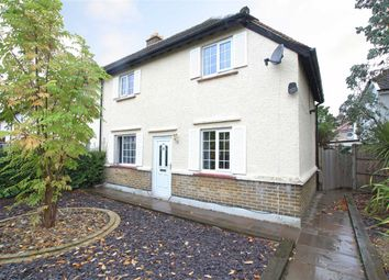 Thumbnail 2 bed semi-detached house for sale in Worple Avenue, Isleworth