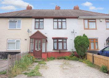 Thumbnail 3 bedroom terraced house for sale in Pear Tree Avenue, Dudley