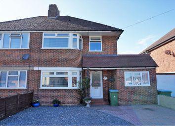 4 bed semi-detached house for sale in Merrion Avenue, Bognor Regis PO22