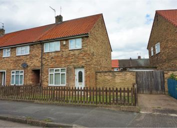Thumbnail 3 bed end terrace house for sale in Bideford Grove, Hull