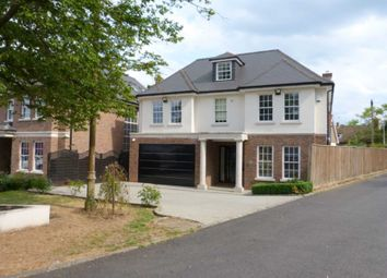 Thumbnail 6 bed detached house for sale in Barham Avenue, Elstree, Borehamwood