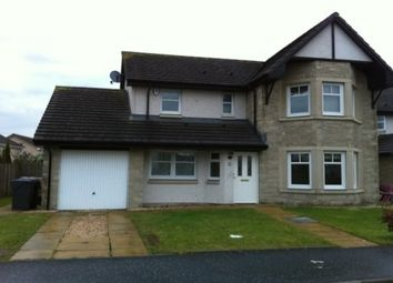 Thumbnail 4 bed detached house to rent in Westhaugh Road, Stirling