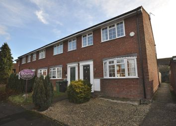 Thumbnail 3 bed end terrace house for sale in Thorpes Close, Guildford