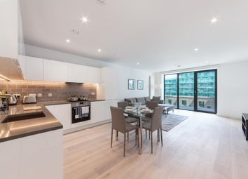 Thumbnail 2 bedroom flat to rent in Pendant Court, Royal Wharf, London